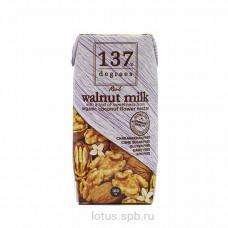 Молоко из грецкого ореха 137 Degrees 180мл