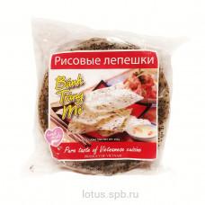 Рисовые лепешки с черным кунжутом banh da vung tay ninh 454 гр