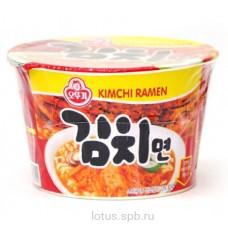 """Лапша б/п """"Kimchi Ramen"""" со вкусом кимчи 105гр"""