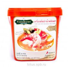 Паста для супа ТОМ ЯМ с нам прик пхау Kanokwan 1кг