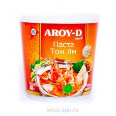 "Паста ""TOM YUM"" кисло-сладкая AROY-D 400г пл/б"