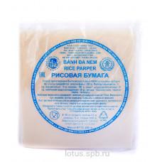 Рисовая бумага квадр. Banh Da Nem (Thanh Thuy) 200гр