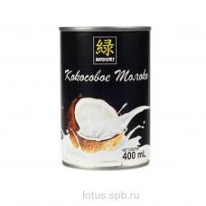Кокосовое молоко 22% ж/б Мидори 400мл