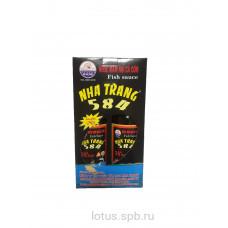 РЫБНЫЙ СОУС Nha Trang 584 500мл Вьетнам