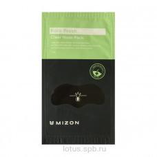 MIZON Очищающие патчи для носа Pore Fresh Clear Nose Pack
