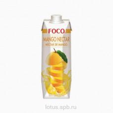 "Нектар манго ""FOCO"" 1л Tetra Pak"