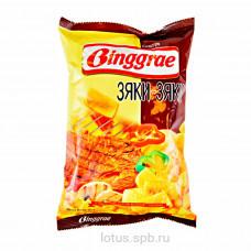 Чипсы Binggrae со вкусом Зяки-Зяки 50гр