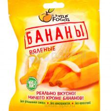 Банан вяленый Natur Foods 100гр