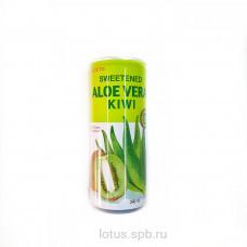 Напиток Lotte Алоэ киви 240мл