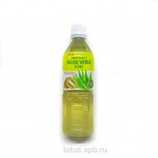 Напиток Lotte Алоэ киви 500мл