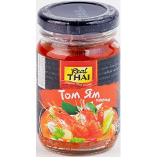 """Паста Том Ям """"REAL THAI"""" 125г, ст/б"""