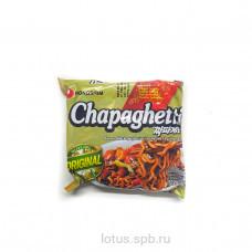 "Лапша б/п ""Нонгшим"" Chapaghetti-мясной соус 140гр"