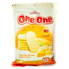 Изделие из рисовой муки ONE ONE со вкусом кукурузы и сыра 118г