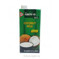 Кокосовое молоко AROY-D 1л Тайланд