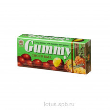 Желе ананас в шоколаде Gummy 40г