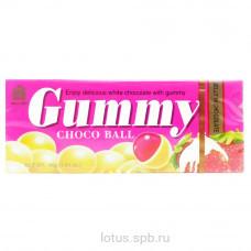 Желе клубника в белом шоколаде Gummy 40г